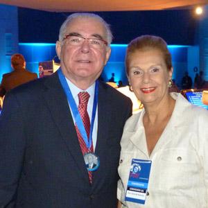 Miguel Padilha e Dra. Liane Rezende