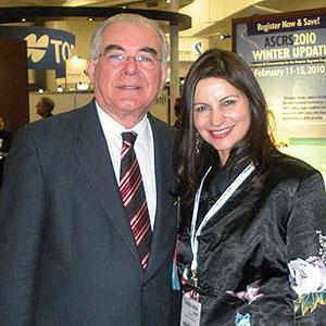 Miguel Padilha e Liliana Werner (Profª em Salt Lake City, Utah)