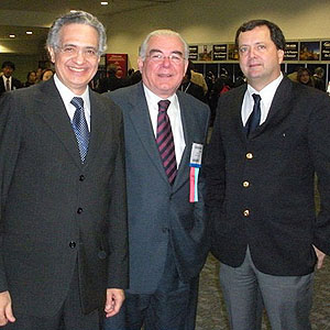 Fernando Cançado Trindade (MG), Miguel Padilha, Ronaldo Badaró (MG)