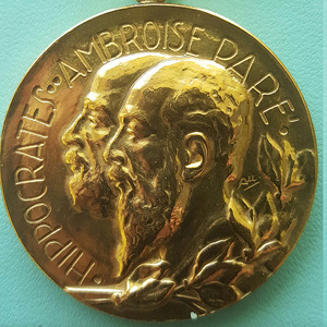 A medalha CBC