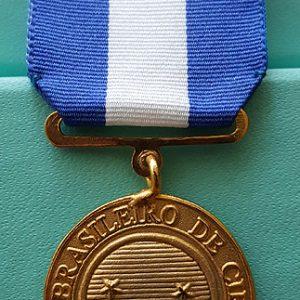 A medalha Membro Emérito CBC