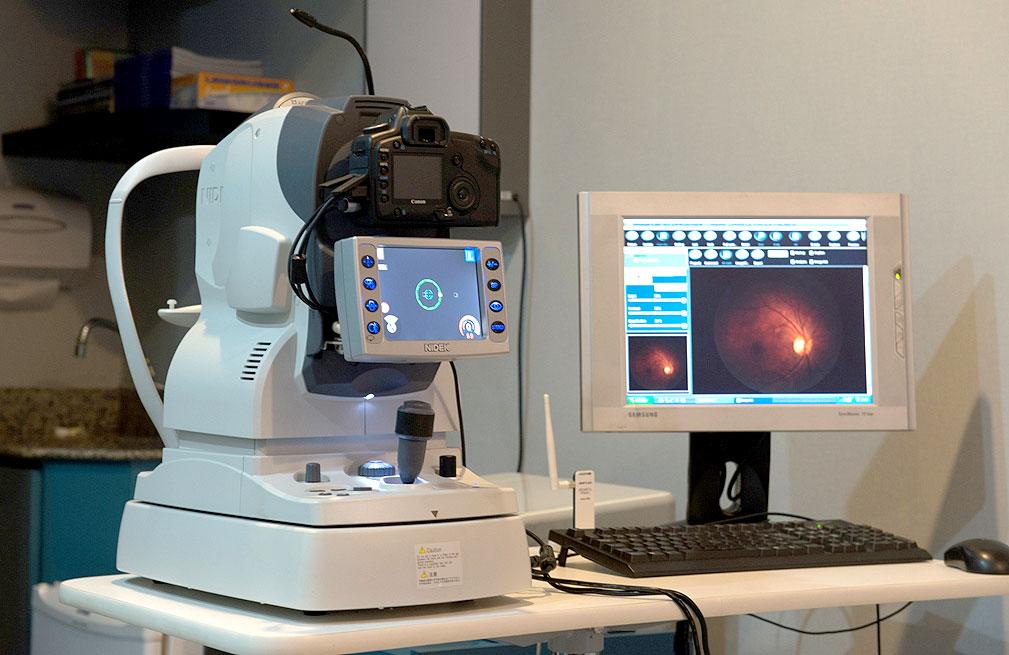 retinógrafo